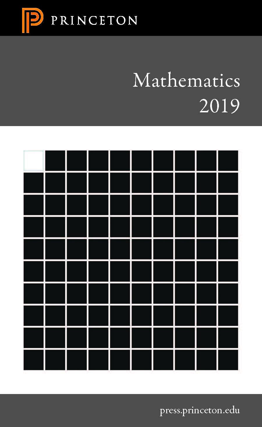 Mathematics 2019 Catalog
