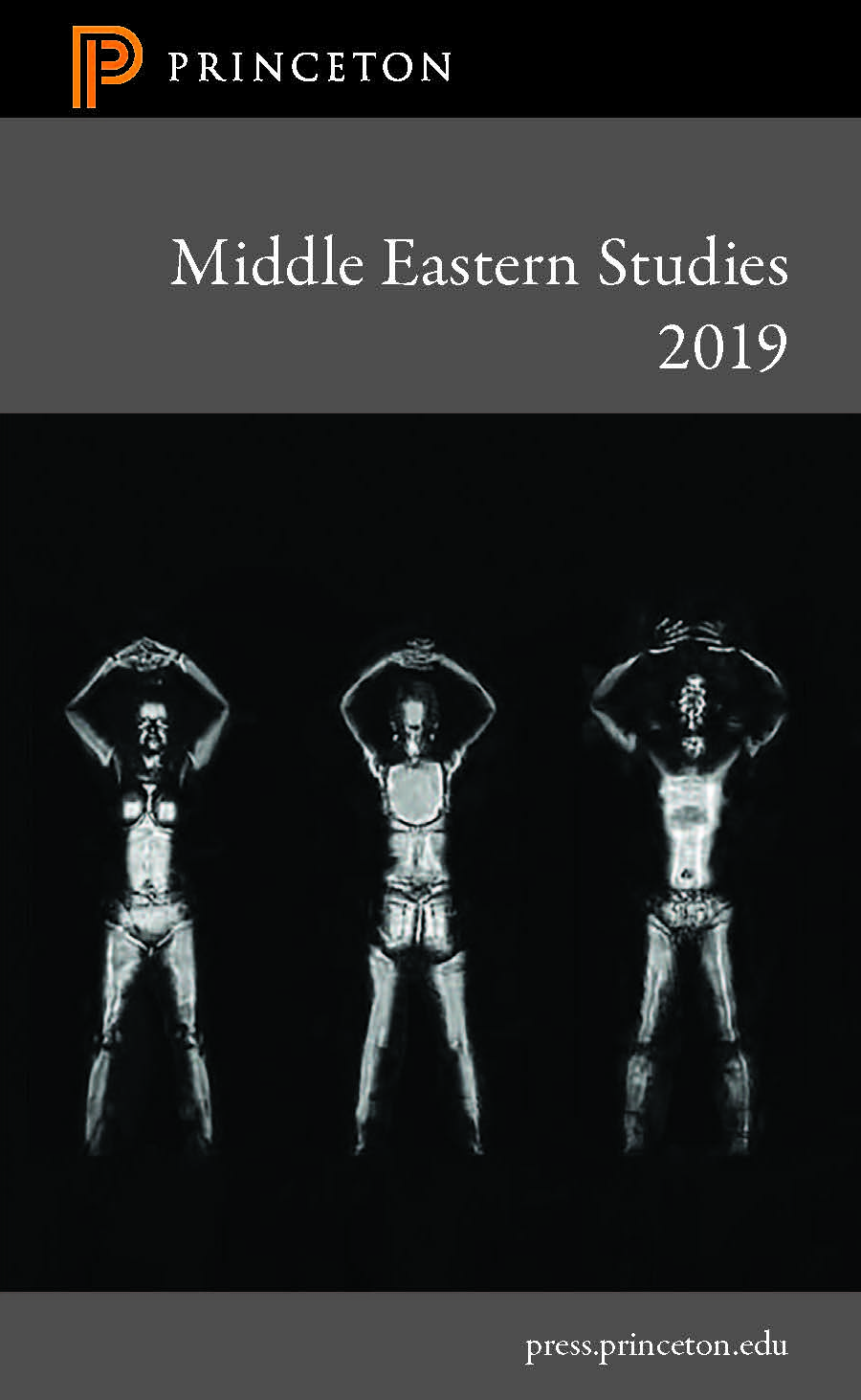 Middle Eastern Studies 2019 Catalog cover