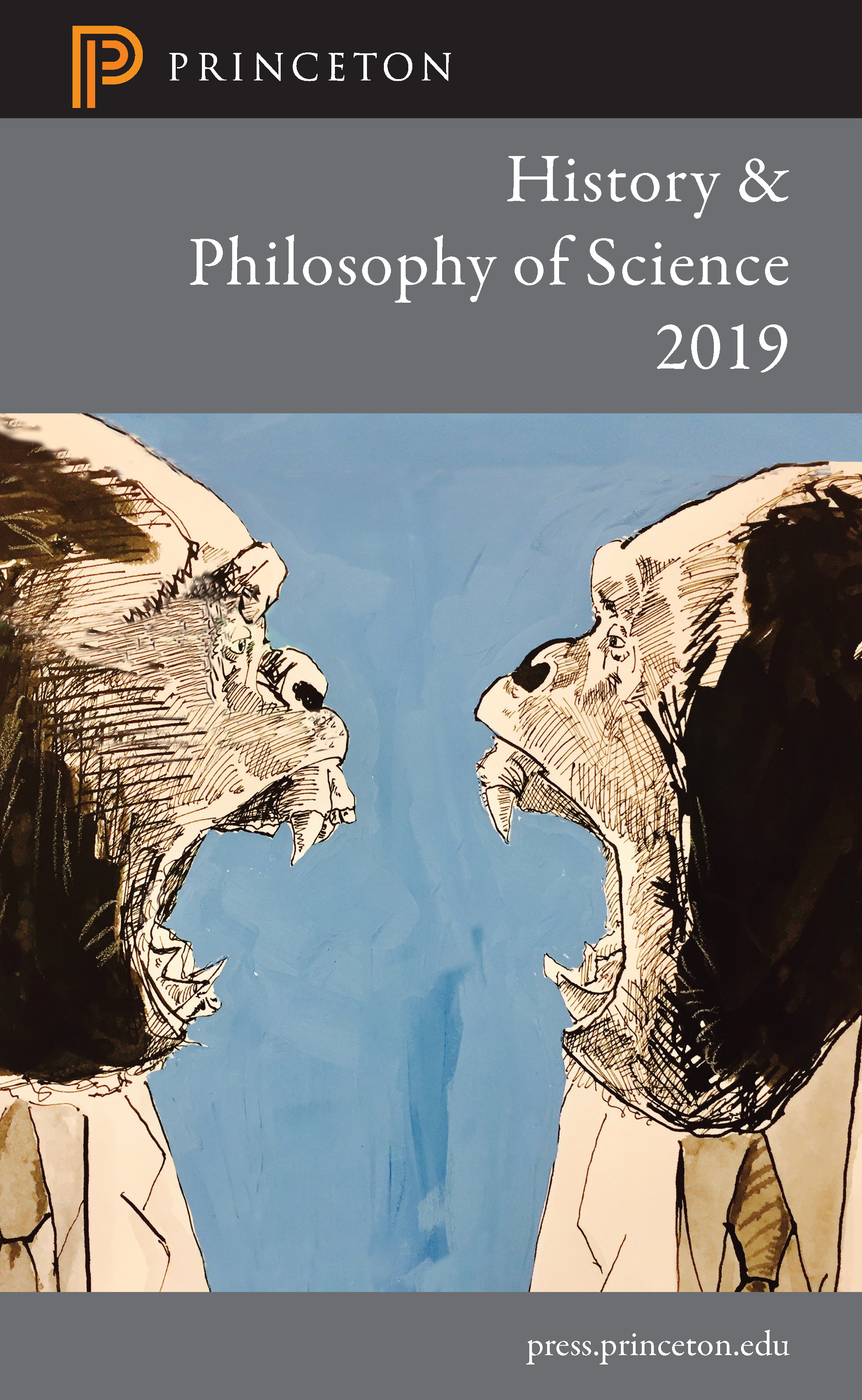 History & Philosophy of Science 2019 Catalog