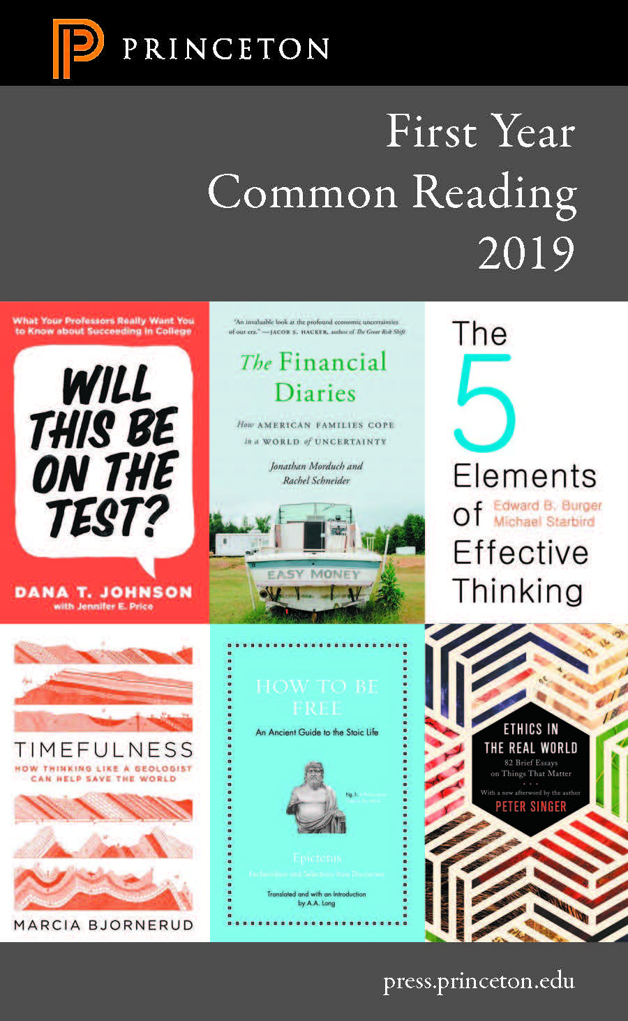 Common Reading Catalog