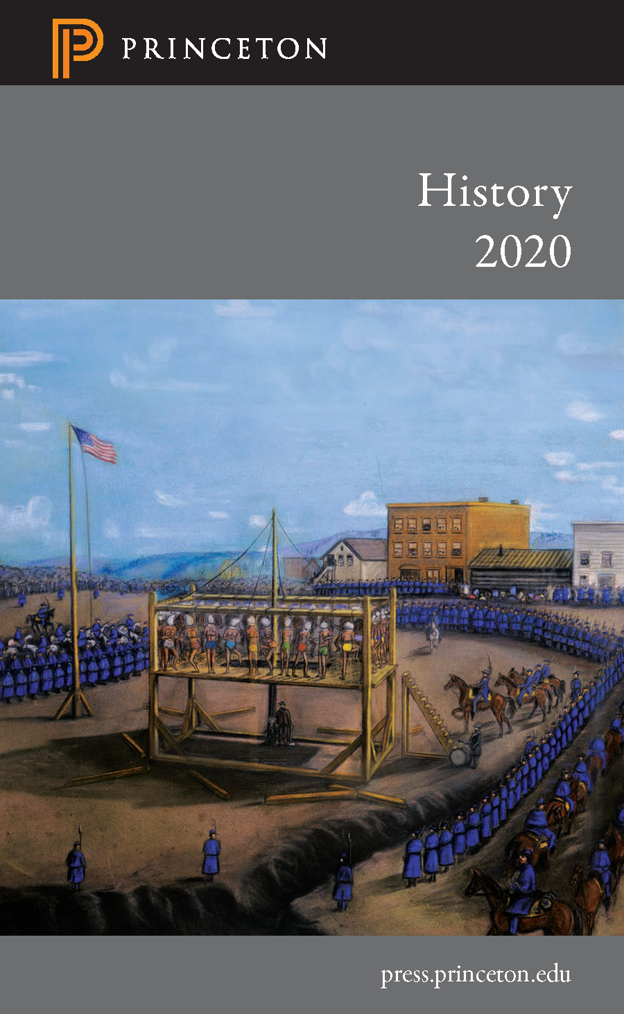 History 2020 Catalog Cover