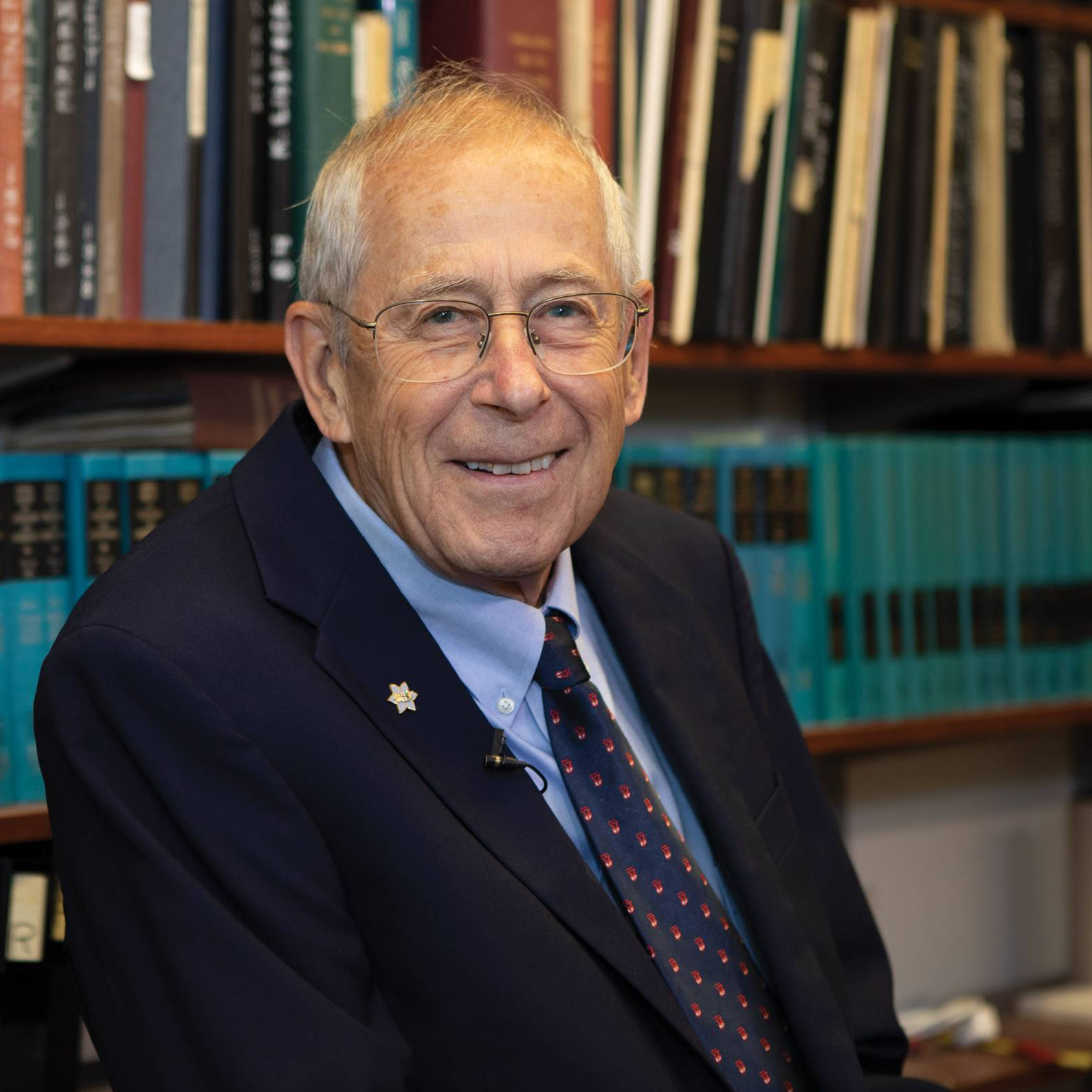 Congratulations to James Peebles, Joint Winner of the Nobel Prize in Physics