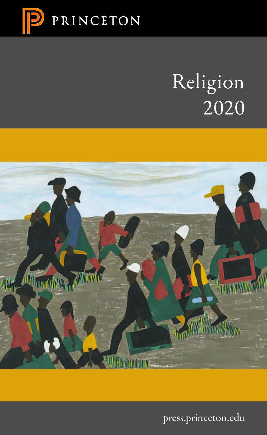 Religion Catalog 2020 Cover