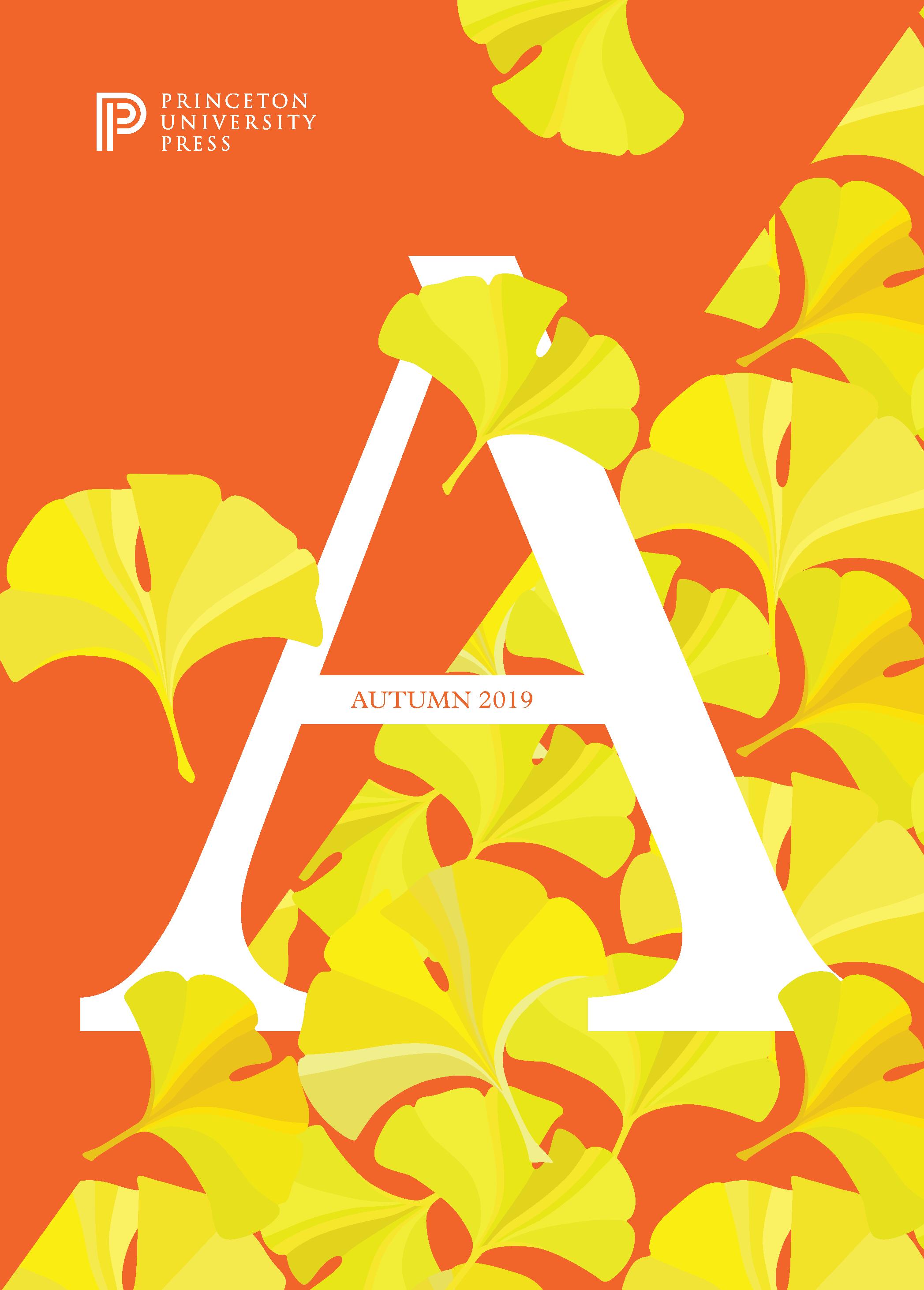 Autumn 2019 Catalog Cover