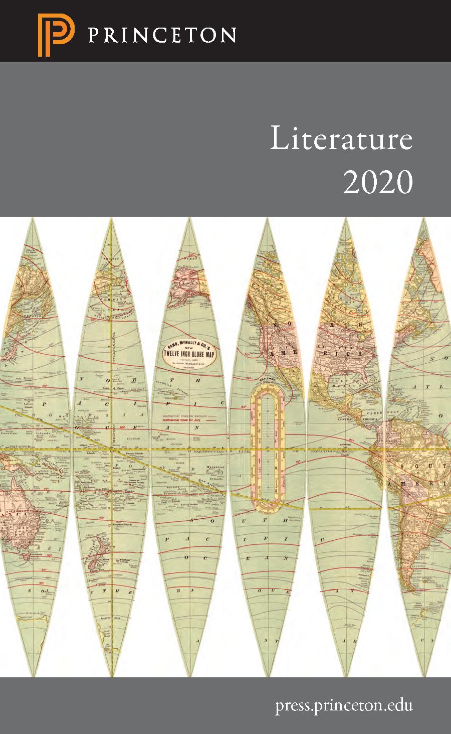 Literature 2020 Catalog Cover