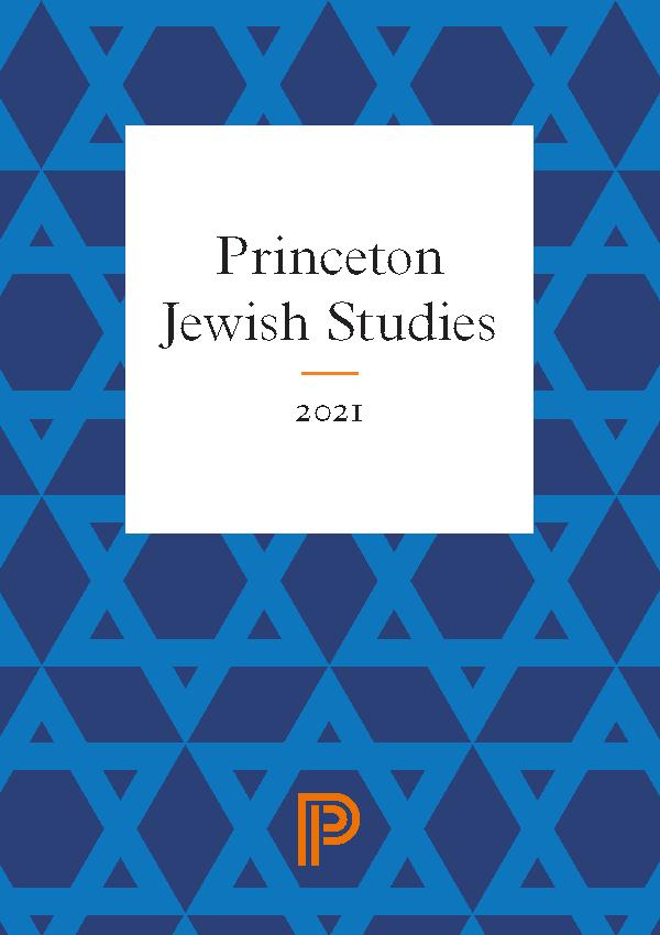 Jewish Studies 2021Cover