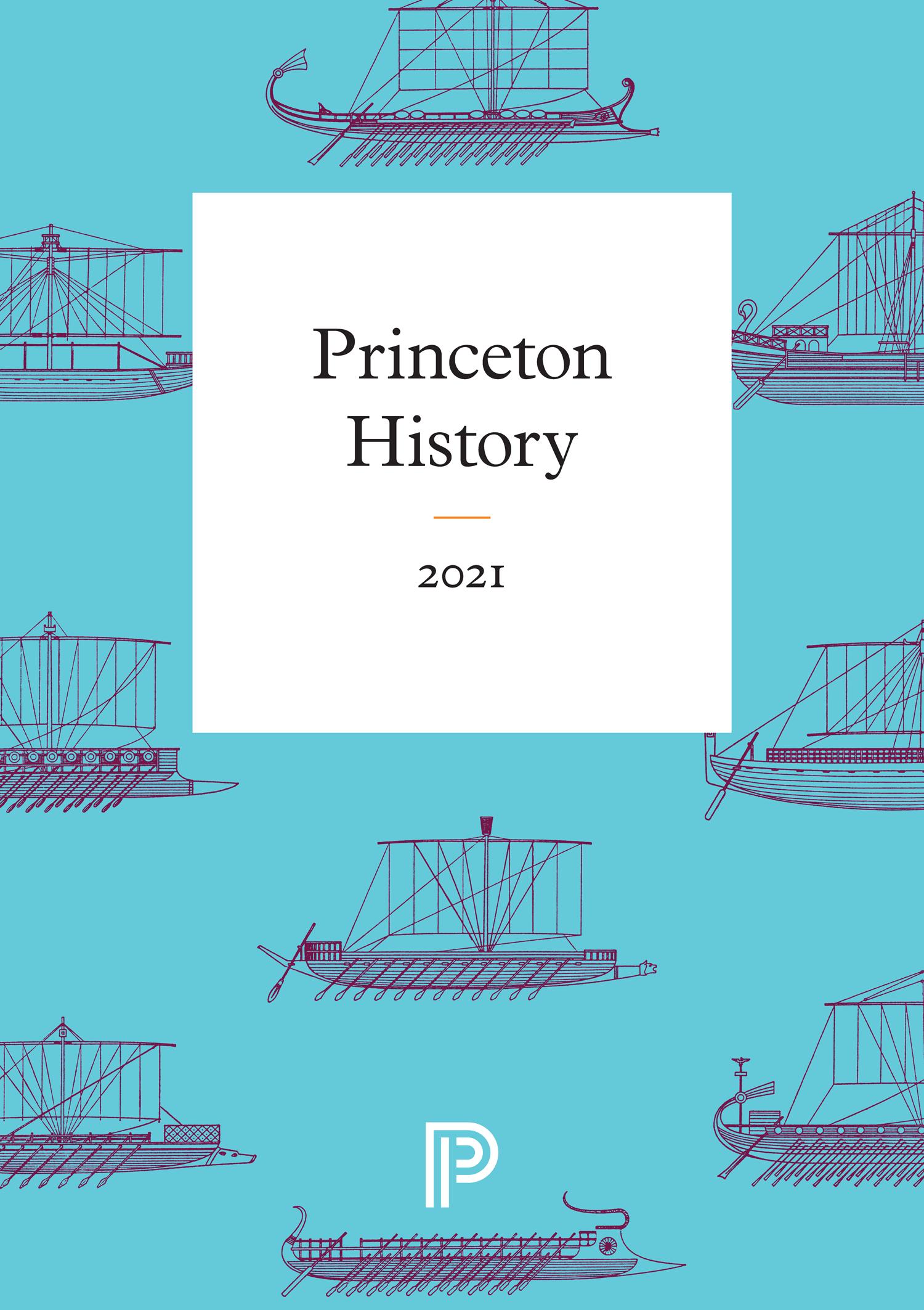 Princeton History 2021 catalog