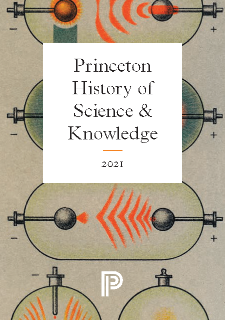 History of Science and Knowledge 21 Cover