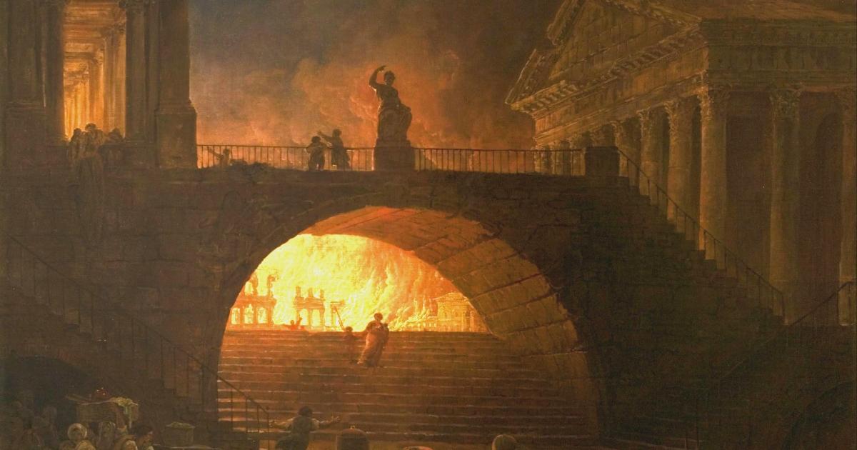 Listen in: Rome Is Burning | Princeton University Press