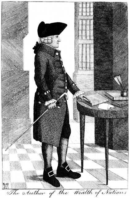 Ryan Patrick Hanley on Adam Smith