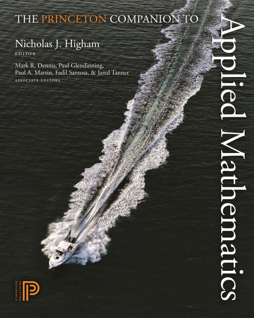 An interview with Nicholas Higham on The Princeton Companion to Applied Mathematics