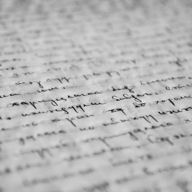 Poems from Szilárd Borbély's Final Matters