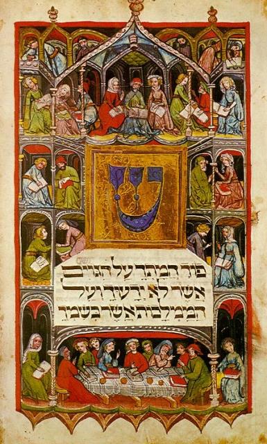 The longest seder: A story of Haggadah