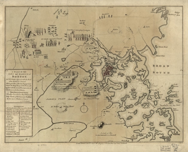 The Fourth of July, but not 1776: Independence and epidemics in Boston