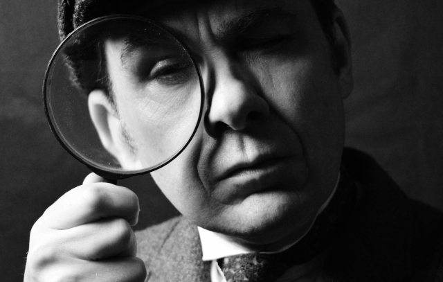 Sherlock Holmes and the history of information