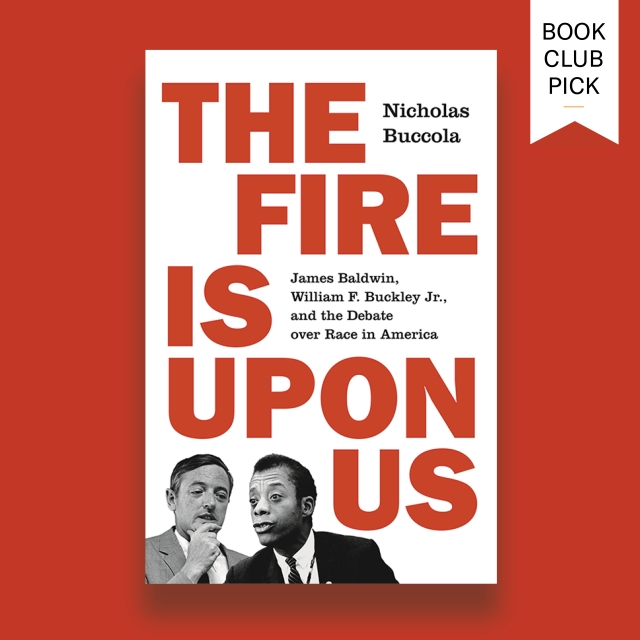 Book Club Pick: The Fire Is upon Us