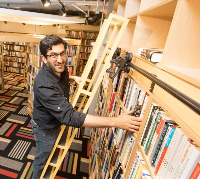 Bookseller Jeff Deutsch joins the Princeton University Press Board of Trustees