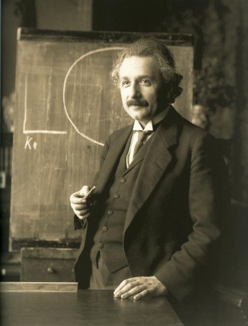 Happy 40th, Einstein!