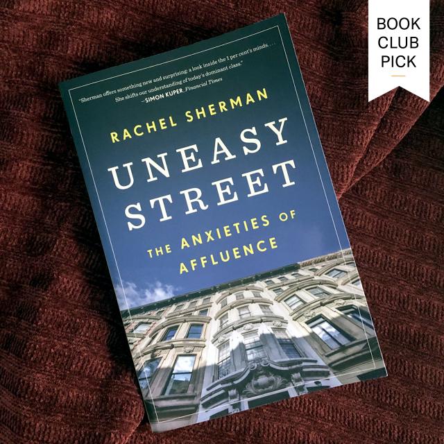 Book Club Pick: Uneasy Street