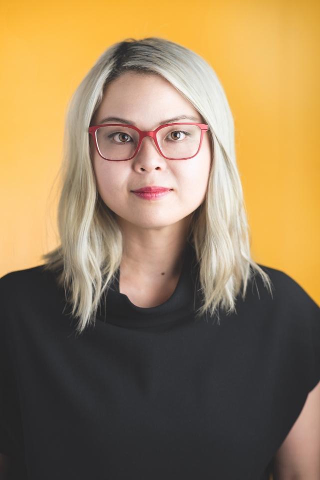Phillipa Chong author photo