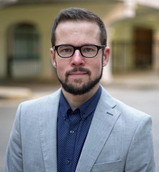 Author photo of Adam Goodman