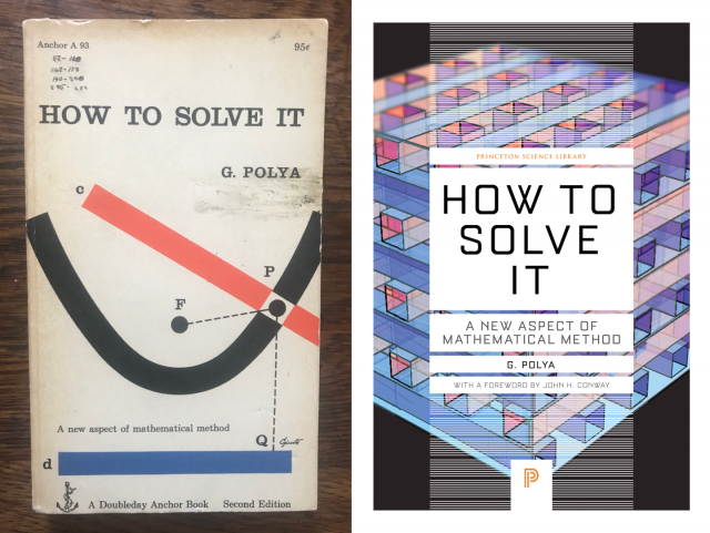 How to Solve It paperbacks