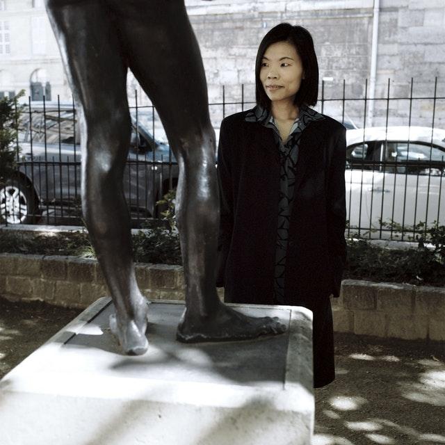 Author Fiona Sze-Lorrain