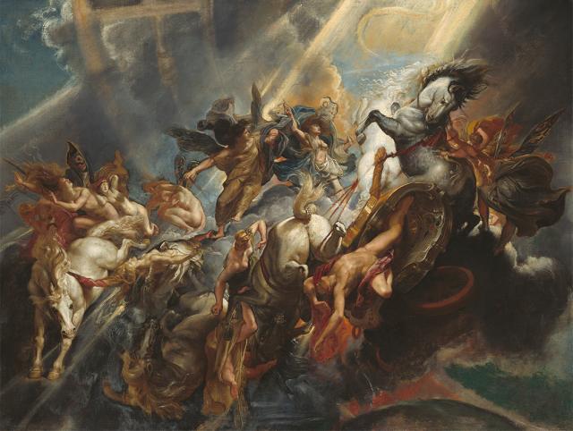 Rubens, The Fall of Phaeton