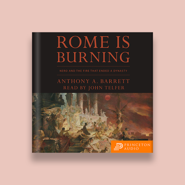 Rome is Burning audio cover