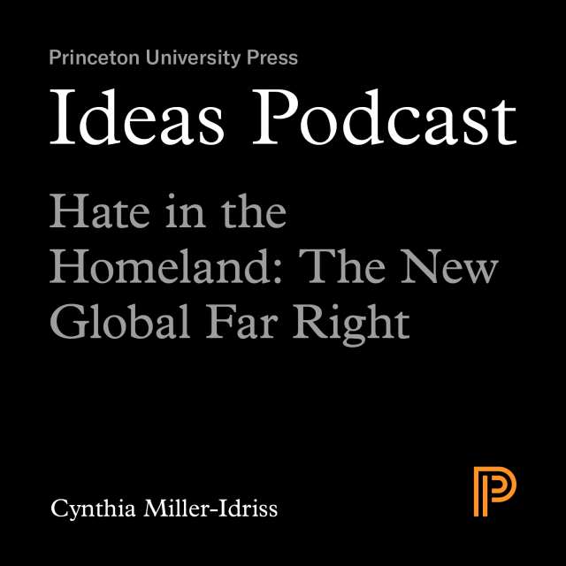 Ideas Podcast Hate in the Homeland