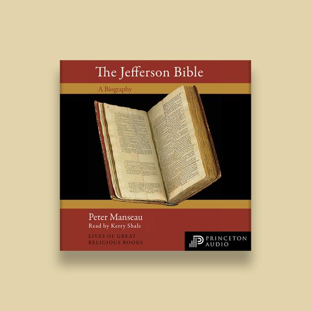 Jefferson Bible audio cover