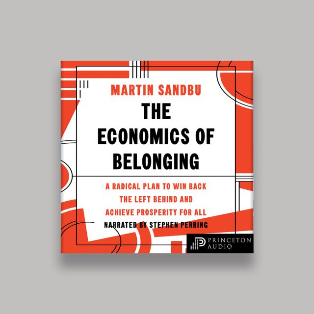 Economics of Belonging audio cover