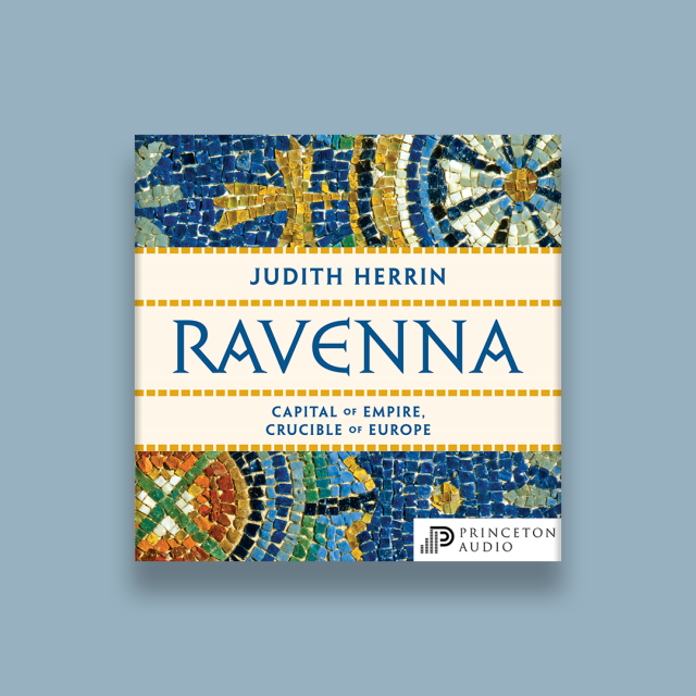 Ravenna audiobook cover