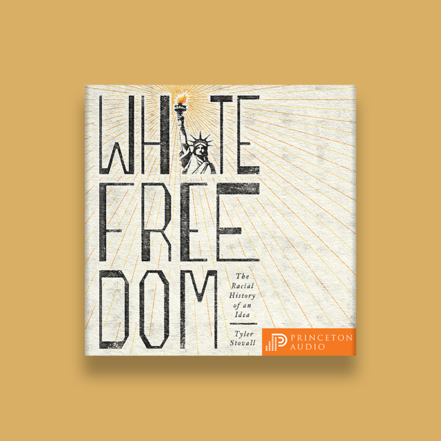 White Freedom audio cover