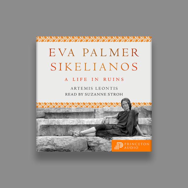 Cover for Eva Palmer Sikelianos audiobook