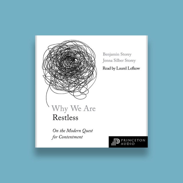 Why We Are Restless audiobook cover