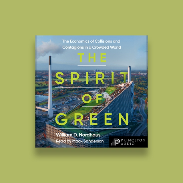 The Spirit of Green audiobook cover