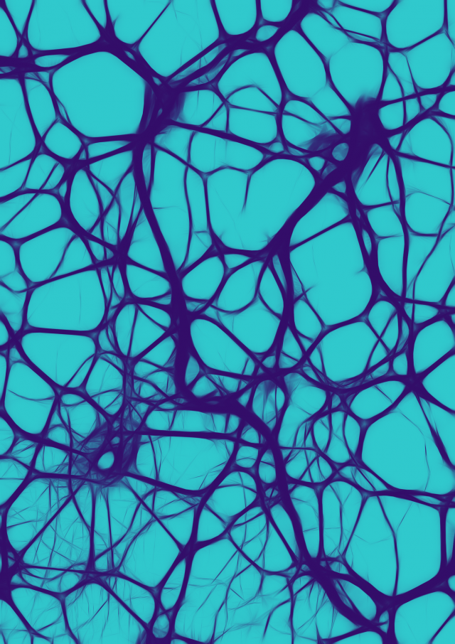 Image of brain cells