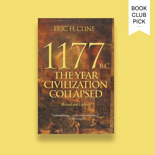 1177 BC Book Club pick