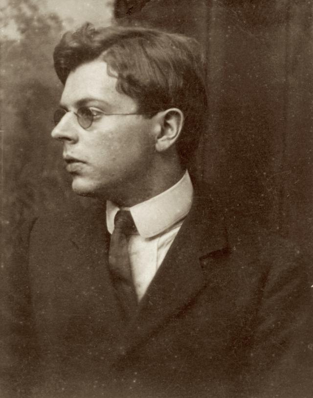 Ivor Gurney portrait