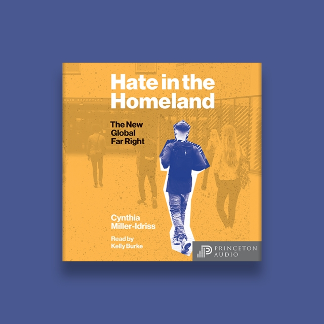 Hate in the Homeland audiobook cover