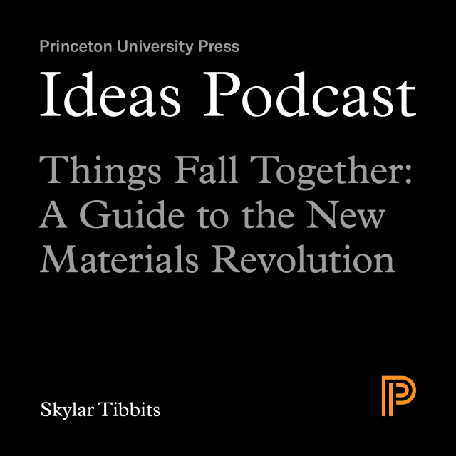 Ideas Podcast: Things Fall Together - Skylar Tibbits