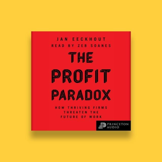 The Profit Paradox audio cover