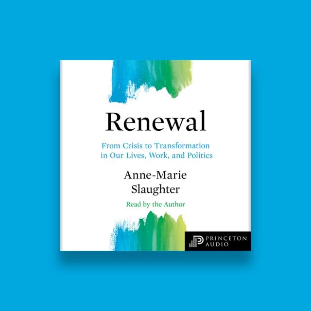 Renewal audiobook cover