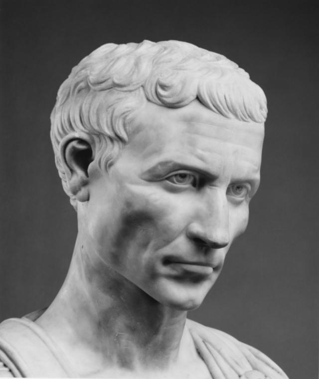 Bust of Julius Caesar by Andrea di Pietro di Marco Ferrucci (Italian, Fiesole 1465–1526 Florence)