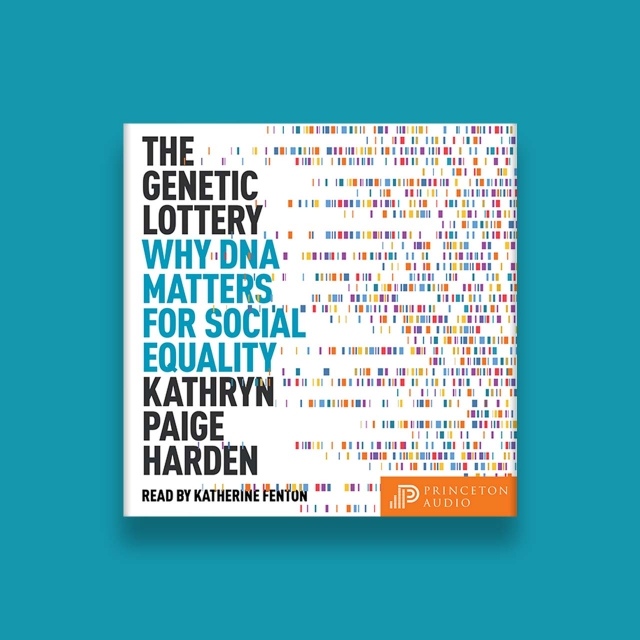 The Genetic Lottery audio cover