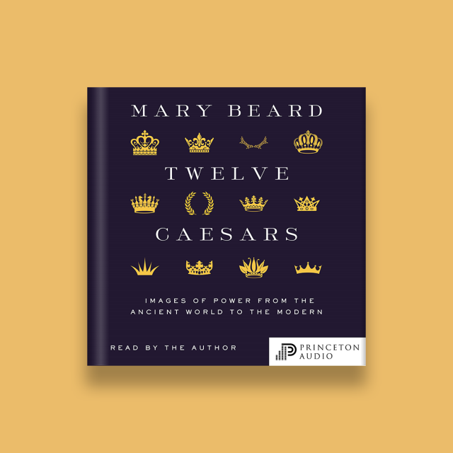 Twelve Caesars audiobook cover