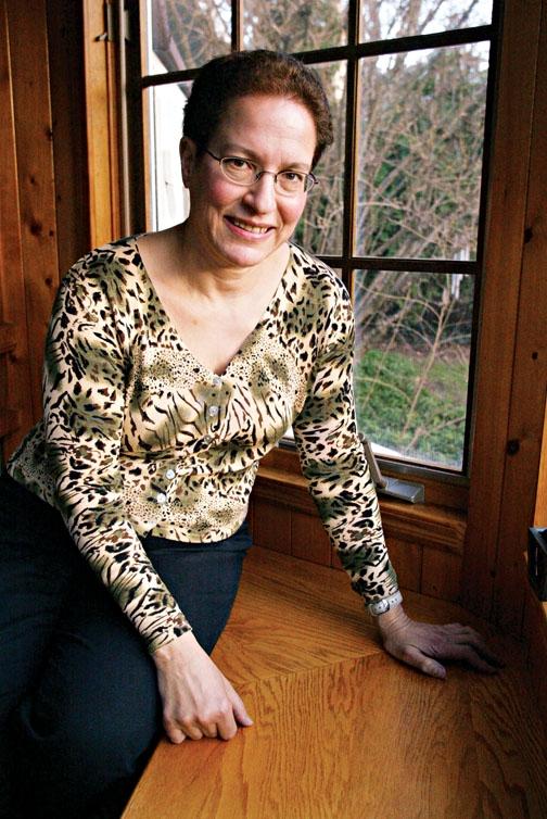 Shelley Frisch portrait