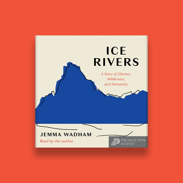 Ice Rivers audiobook cover