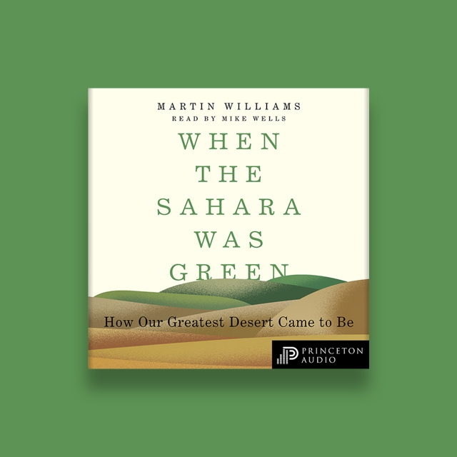 When the Sahara Was Green audiobook cover